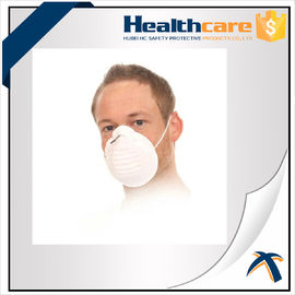 Anti Dust Disposable Face Mask Surgical Mouth Mask With Single Headband Hygienic